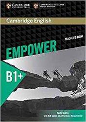 Cambridge English Empower, Intermediate - Teacher's Book