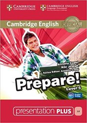 Cambridge English Prepare! Level 5 - Presentation Plus DVD-ROM