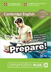 Cambridge English Prepare! Level 7 - Presentation Plus DVD-ROM