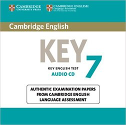 Cambridge English Key 7 - Audio CD Authentic Examination Papers from Cambridge English Language Assessment