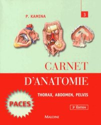 Carnet d'anatomie 3