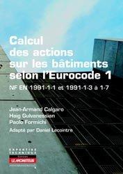 Calcul des actions sur les bâtiments selon l'Eurocode 1