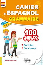 Cahier d'espagnol