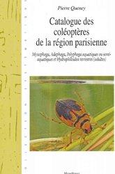 Catalogue des coléoptère de la région parisienne