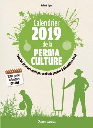 Calendrier de la permaculture 2019