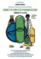 Carnet de route de pharmacologie