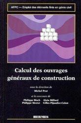 Calcul des ouvrages généraux de construction
