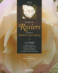 Catalogue des rosiers cultivés au Jardins du Luxembourg