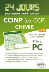 CCINP ( ex CCP)Chimie