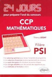 CCP  Mathématiques filière PSI