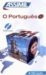 CD - Le Portugais - O Portugês - Débutants et Faux-débutants
