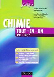 Chimie Tout-en-un PC PC*