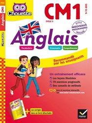 CHOUETTE CM1 ANGLAIS
