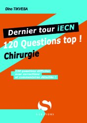 Chirurgie 120 questions top