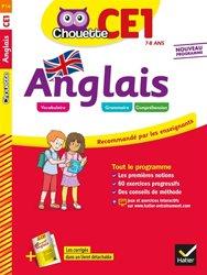 CHOUETTE ANGLAIS CE1 2019