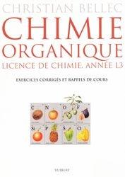 Chimie organique, Licence de Chimie, Année L3