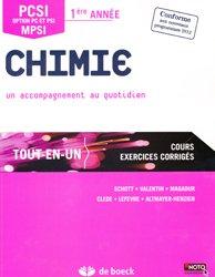 Chimie PCSI / MPSI