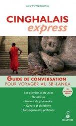 Cinghalais Express (4e Edition) NED