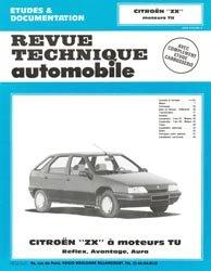 Citroën ''ZX'' à moteurs TU