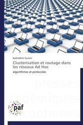 Clusterisation et routage dans les réseaux Ad Hoc