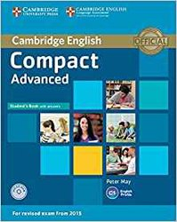 Compact Advanced - Student's Book with Answers with CD-ROM