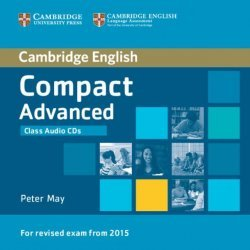 Compact Advanced Class - Audio CDs (2)