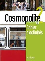 COSMOPOLITE 2 A2 CAHIER ACTIVITES + CD