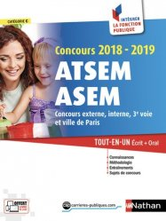 Concours ATSEM-ASEM 2018