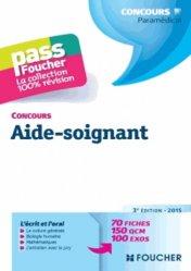 Concours Aide-soignant 2015