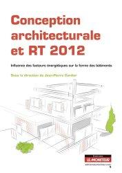 Conception architecturale et RT 2012