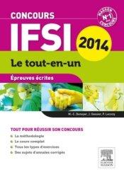 Concours IFSI Épreuves écrites 2014