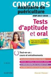 Concours auxiliaire de puériculture - Tests d'aptitude et épreuve orale - IFAP 2017-2018