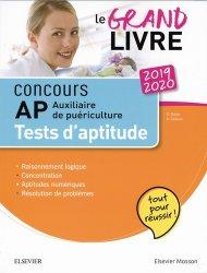 Concours Auxiliaire de puériculture 2019/2020 Le grand guide AP Tests d'aptitude
