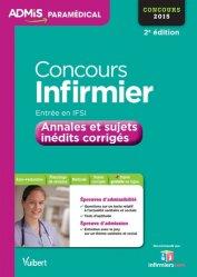 Concours Infirmier Entrée en IFSI - Concours 2015