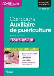 Concours auxiliaire de puériculture 2014-2015  Tout-en-un