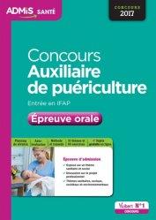 Concours auxiliaire de puériculture