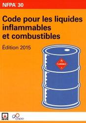 Code pour les liquides inflammables et combustibles