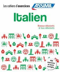 Coffret Cahiers d'Exercices - Italien - Débutants et Faux-débutants
