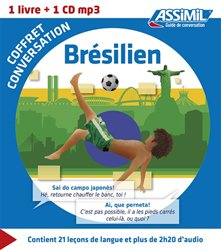 Coffret Conversation Brésilien