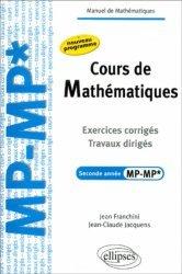 Cours de mathématiques Seconde année MP - MP*