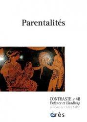 Contraste N° 48 - Parentalités