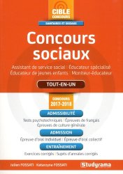 Concours sociaux 2017-2018