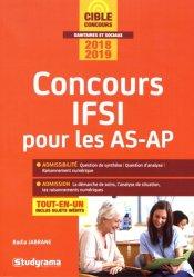 Concours IFSI pour les AS-AP - Concours 2018-2019