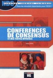 Conférences de consensus et des textes officiels