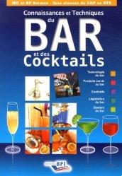 Connaissances et techniques du bar et des cocktails
