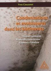 Condensations et moisissures dans les bâtiments