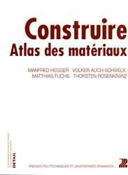Construire Atlas des matériaux