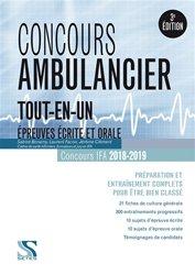 concours ambulancier tout-en-un