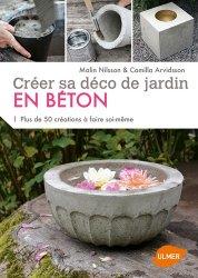 Créer sa déco de jardin en béton