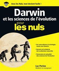 Darwin et les sciences de l'évolution pour les nuls